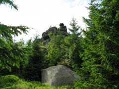 Pytlácké kameny, Jizerské hory, Chata Jasan v Kořenově